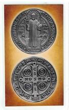 Laminated prayer card   san medalla benito 300.0304 001 thumb200