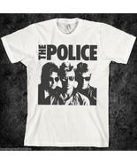 vintage music, the police t shirt, band, uk, sting, british - $19.99+