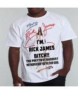 rick james t shirt, Chappelle show, Gucci mane, comedy, funny, music, ra... - $19.99+