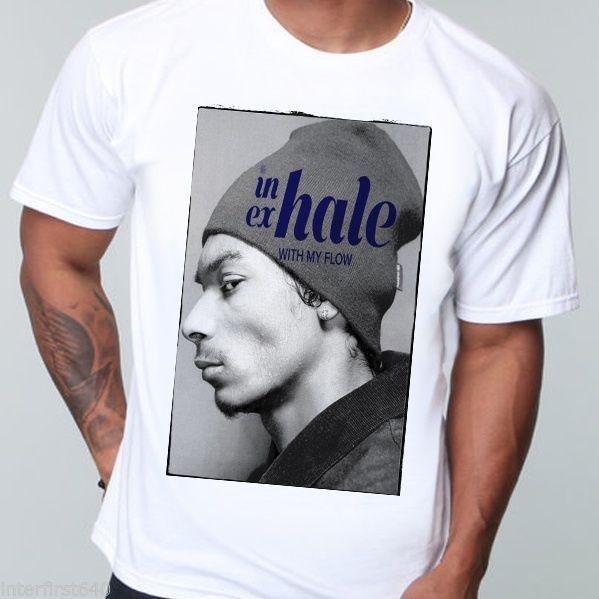 Rap Snoop Dogg T-shirt West Coast California New York Miami Las Vegas Wiz - T-Shirts ...