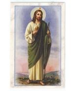 Laminated Prayer Card - San Judas Tadeo - L300.0317 - $1.99