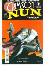 CRIMSON NUN #1 (Antarctic Press) - $1.00