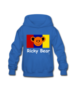 Ricky Bear Kids' Hooded Sweatshirt - $44.00