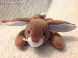 Ty 1995 Rabbit Beanie Babies Ears  - $5.88