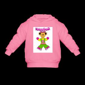 Kathy bear toddler hooded sweatshirt