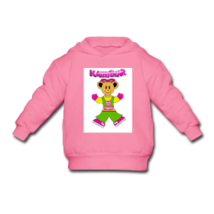 Kathy bear toddler hooded sweatshirt thumb200