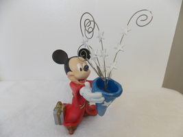 Disney Mickey Mouse Sorcerer Apprentice Figurine  - $25.00