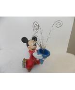 Disney Mickey Mouse Sorcerer Apprentice Figurine  - $25.00