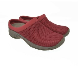 Merrell Q Form Air Cushion Women's Sz 7.5 EU 38 Red Ortholite Slip On Co... - $39.99