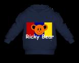Ricky bear toddler hooded sweatshirt gray thumb155 crop