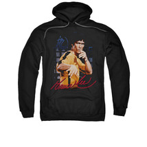 Bruce Lee Yellow Suit Adult Pullover Hoodie Licensed New Ble105 Afth - $33.99+
