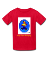 Ricky Bear Children's (Stop Peer Bullying) T-Shirt - $27.50