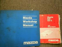 1995 Mazda 626 Mx 6 Mx6 Service Repair Shop Manual Set Factory Oem Book 95 Mazda - $98.95