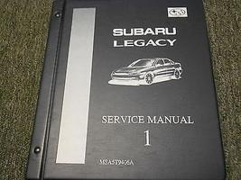 1995 Subaru Legacy Service Repair Shop Manual Volume 1 FACTORY OEM BOOK 95 - $49.45