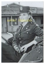 NANCY KOVACK Promo 12 O'clock High RARE 4x6 PHOTO in MINT CONDITION #12 - $11.83