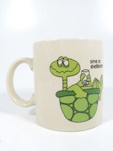 OTAGIRI Turtle Time To Shellibrate Coffee Mugn ... - $19.99