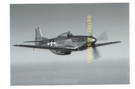 Gallagher's P-51 Mustang~ 12 O'clock High RARE 4x6 PHOTO in MINT CONDITI... - $11.83