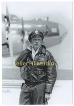ROBERT LANSING-Gen. Savage 12 O'clock High RARE 4x6 PHOTO in MINT CONDIT... - $11.83