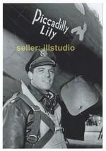 PAUL BURKE- Col. J Gallagher 12 O'clock High RARE 4x6 PHOTO in MINT COND... - $11.83