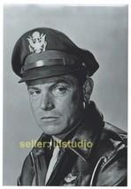 PAUL BURKE- Col. Gallagher 12 O'clock High RARE 4x6 PHOTO in MINT CONDIT... - $11.83