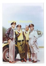ROBERT LANSING & JOHN LARKIN 12 O'clock High RARE 4x6 PHOTO MINT CONDITI... - $11.83