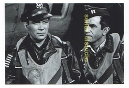 WILLIAM SHATNER in 12 O'clock High~RARE 4x6 PHOTO in MINT CONDITION #34 - $11.83