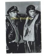 ROBERT LANSING/ANDREW PRINE 12 O'clock High RARE 4x6 PHOTO in MINT CONDI... - $11.83