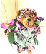 "Boyds Bears Crumpleton ""Begonia Crumpleton""- 8.5"" - QVC EXCLUSIVE- #9980... - $34.99"