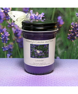Lavender PURE SOY Jelly Jar Candle - $8.00
