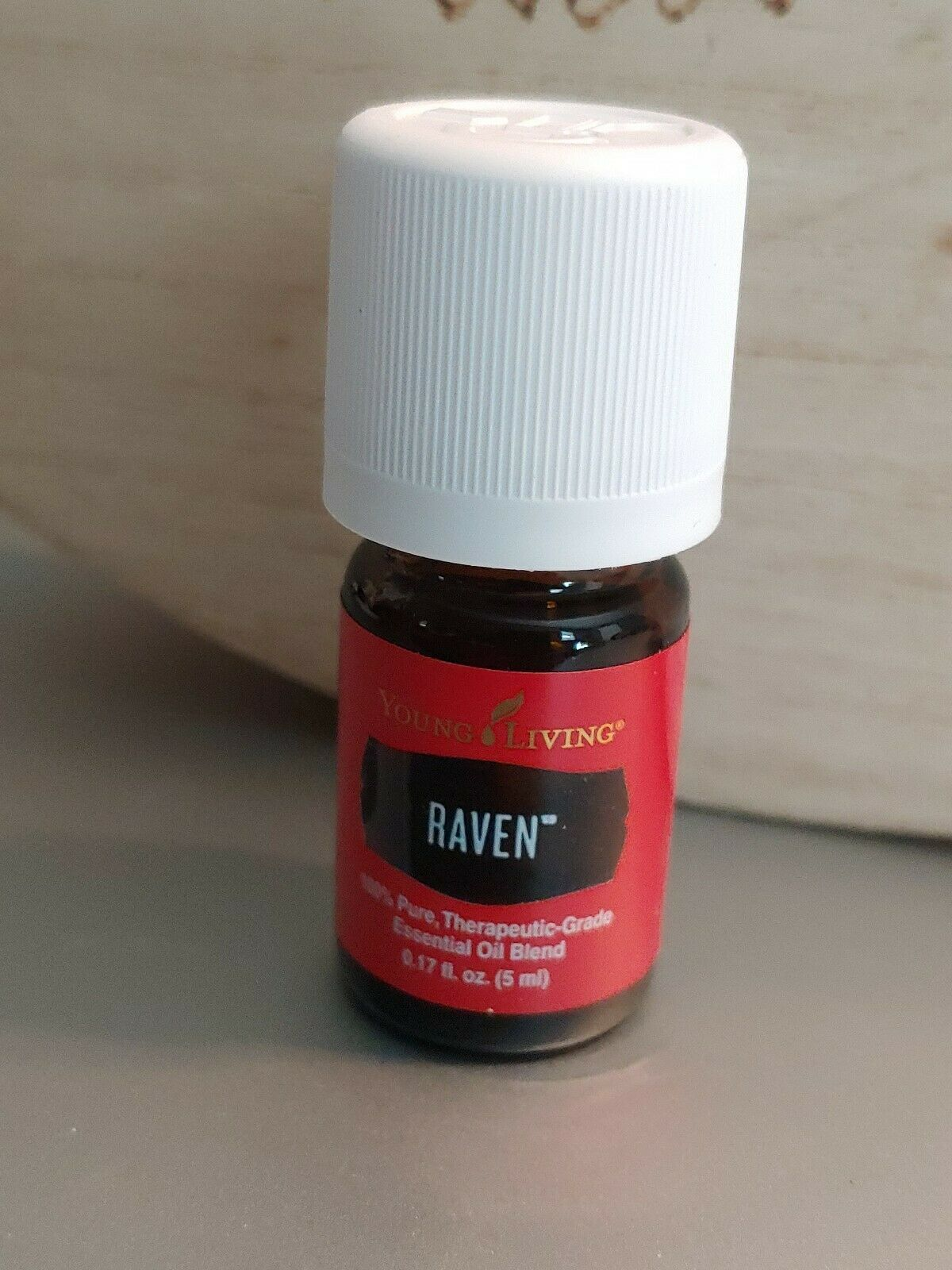 Primary image for Young Living Raven Essential Oil 5ML-Brand New sealed