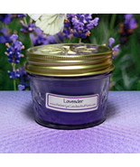 Lavender PURE SOY 4 oz. Jelly Jar Candle - $5.25