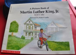 Summary of Martin Luther King Jr.'s Life through a Picture Book by David Adler - $0.75