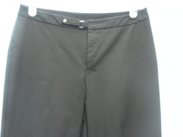 MEXX Black Stretch Pants Size 10 Work Office Career - $29.99