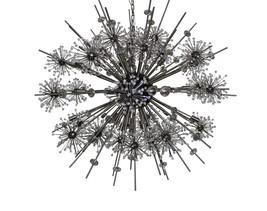 "AM6175: Sputnik ""The Metropolitan"" Starburst Chandelier (12""-72"" W) $925+ - $925.00"