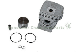 Engine Motor Cylinder Kit Piston 42.5mm 45.4cc For STIHL 025 MS250 Chainsaws image 1