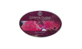 Colonial Candle Fragrance Simmer Snaps, (Melts), Plum Orchid, 2.4 Oz. - $3.95