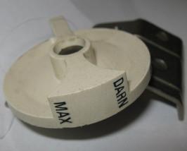 Singer  640E & 645E Touch & Sew Presser Foot Pressure Dial w/Mount #1638... - $5.00