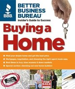 Buying a Home [Paperback] [Oct 01, 2007] Better Business Bureau and LaPl... - $3.95