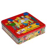 Simpson Ultimate Trivia Game in Collectible Tin (2002) by Cardinal - $15.45