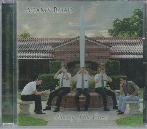 Primary image for Enemy of the Cross By Adam's Road [Audio CD]