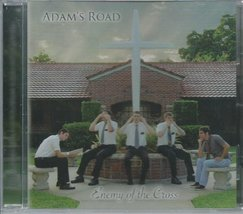 Enemy of the Cross By Adam's Road [Audio CD] - $3.95