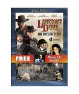 Lonesome Dove: The Outlaw Years with Bonus CD: Merle Haggard Country Leg... - $53.43