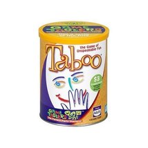 Game Tasters Taboo Game - $10.45