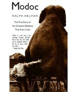 Modoc: The True Story of the Greatest Elephant That Ever Lived [Paperbac... - $4.93