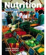 Nutrition: Real People, Real Choices [Feb 15, 2008] Hewlings, Susan and ... - $4.21