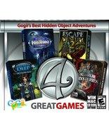Four Great Games [Windows Vista] - $4.30