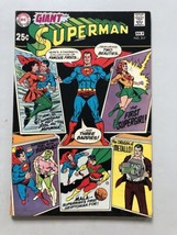 Superman (1939 1st Series) #217 Giant FN Fine - $33.66
