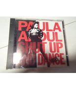 PAULA ABDUL~~~~~SHUT UP AND DANCE - $4.89