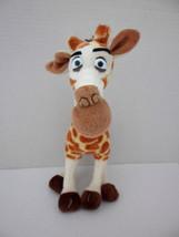 "Madagascar Giraffe Melman Plush Stuffed Animal Dreamworks Russ 10"" - $17.59"