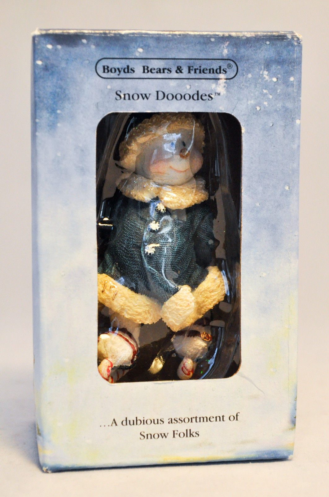 Boyds Bears & Friends: Candy Sweetskates - 25057 - Snow Dooodes image 11